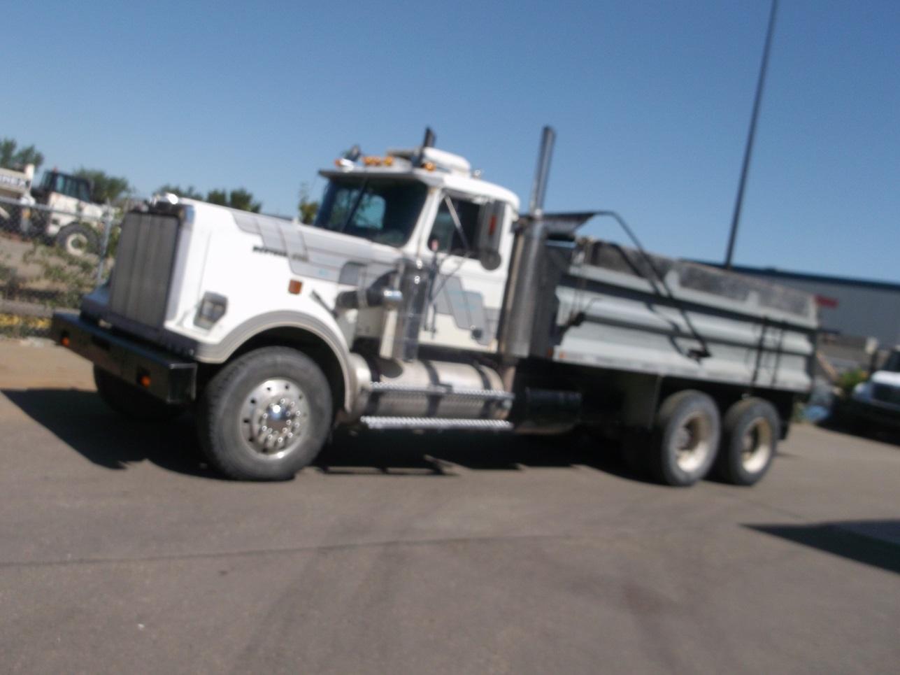 James Western Star >> Valbrigequipm Com 1985 Western Star Gravel Truck